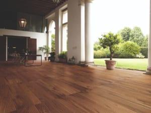 Sàn gỗ Teak Decking